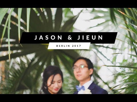A Hong Kong Chinese-Korean Love Story in Germany // Jason & Jieun's Wedding in Berlin