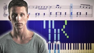 NF - Time - Piano Tutorial