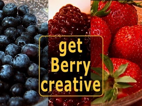 Getting Berry Creative