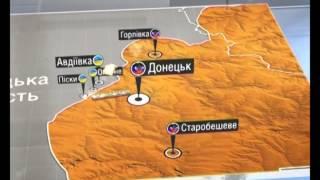 В Меловом террористы взорвали автомобиль пограничников(В зоне АТО за прошедшие сутки погибших украинских воинов нет, но есть раненые У зоні АТО за минулу добу..., 2015-04-09T17:39:41.000Z)