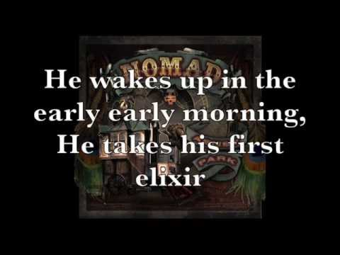 Abney Park - Two Elixirs (lyrics)