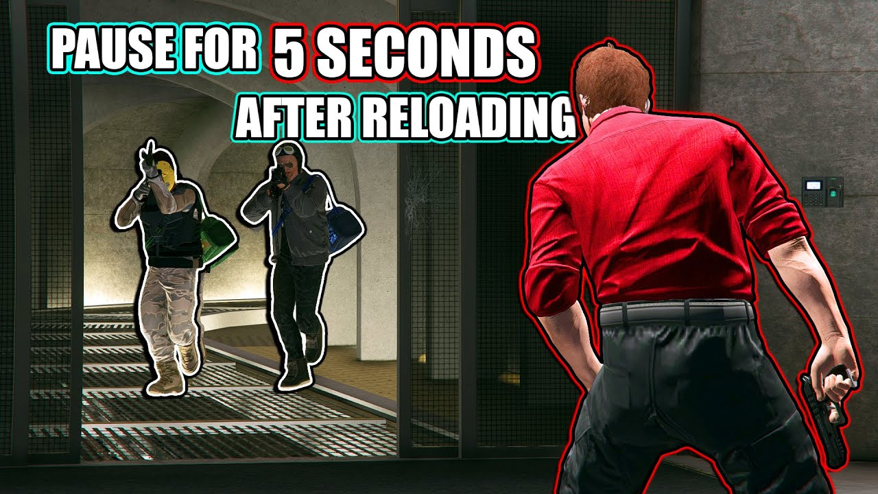 reload.exe has stopped working | GTA Online The Diamond Casino Heist Aggressive
