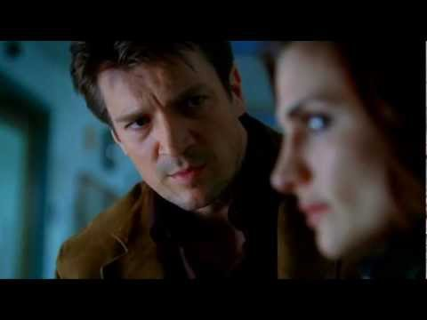 Right Here Waiting - Castle & Beckett (Nathan Fillion & Stana Katic)