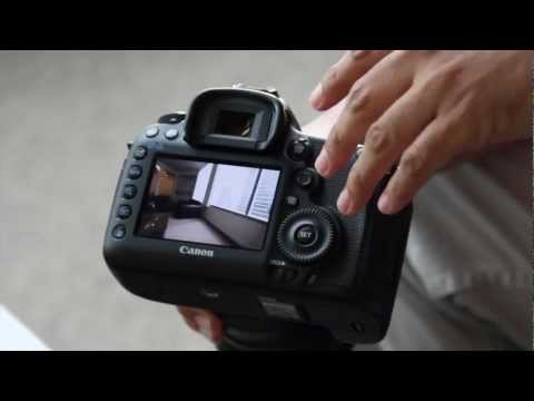 Canon EOS 5D MkIII Hand on preview (Thai)