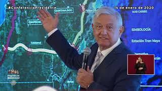 #TrenMaya | Respeto al medio ambiente y diálogo permanente ...