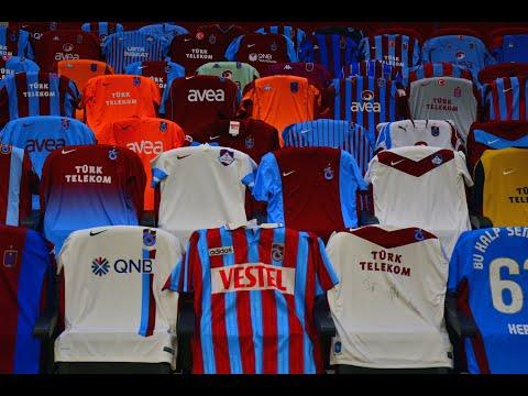 Trabzonspor Forma Koleksiyonu