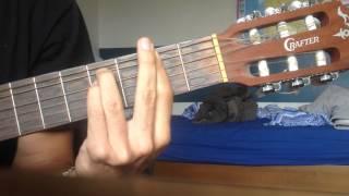 Natiruts - Pedras Escondidas Cover Acustico Violão Video Aula Cifra