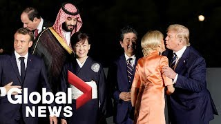 G20 Summit Highlights: World Leaders Meet, Hold Talks And Attend Gala On Day 1