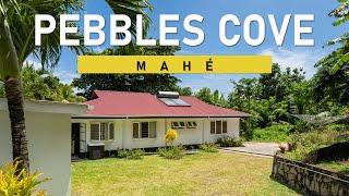 """Apartement """"Pebbles Cove"""" on Mahé, Seychelles"""