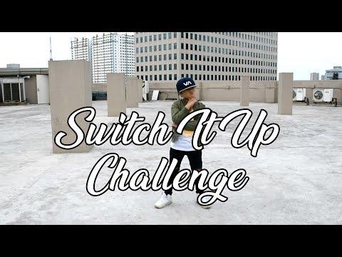 Switch it up Dance Challenge   Nhikzy Calma & My Daddy Yow