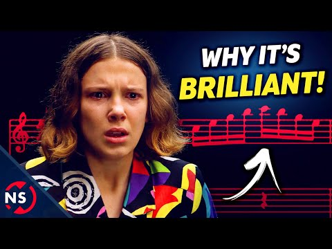 What Makes The STRANGER THINGS Theme Song So Eerie??