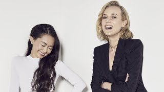Actors on Actors: Hong Chau and Diane Kruger (Full Video)