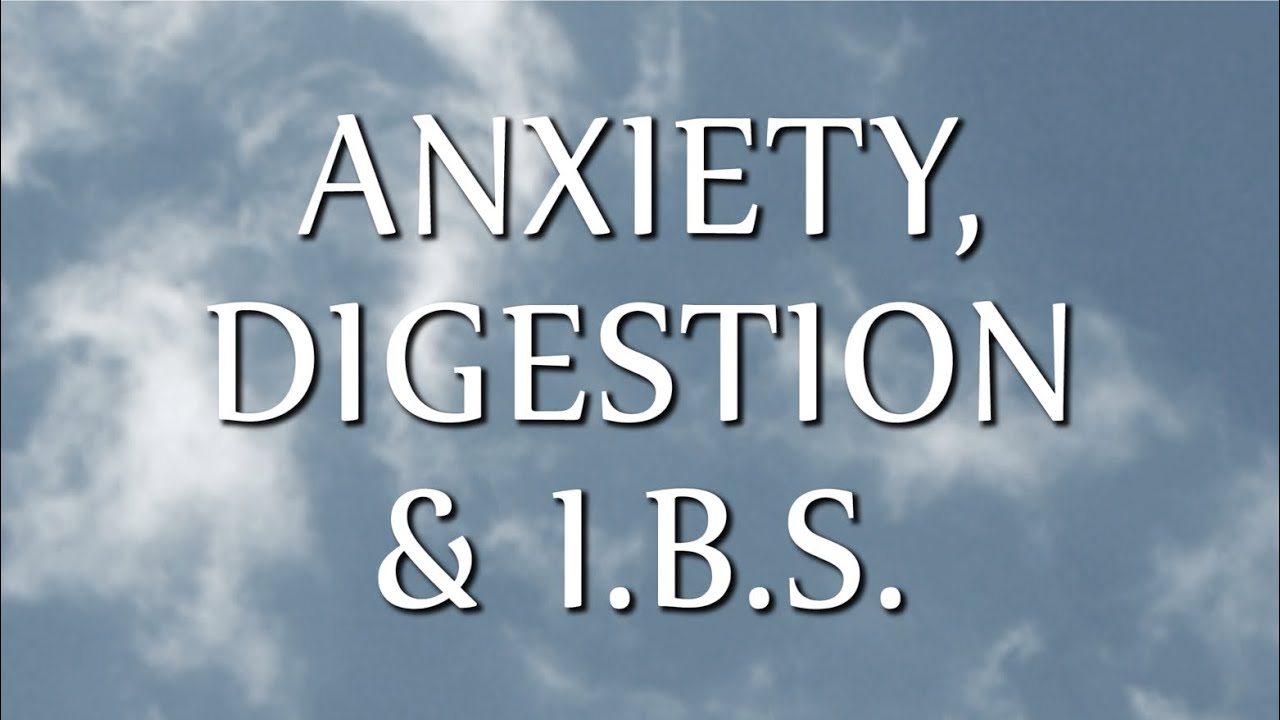 Sleep Hypnosis for Anxiety, Digestion & IBS