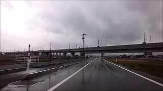 県道高岡環状線「佐野-高岡IC(高岡市)」を車載カメラで撮ってみた!