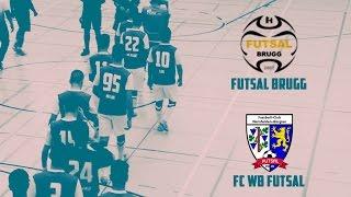NLA 16/17 Highlights: FC WB Futsal  11 - 5  Futsal Brugg