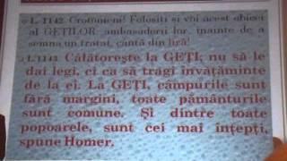 Generalul Chelaru la GeneralTV Online in data de 11.10.2014 Video 1