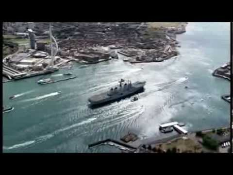 HMS Illustrious sails to Gibraltar as BBC asks if Gibraltarians are EU citizens