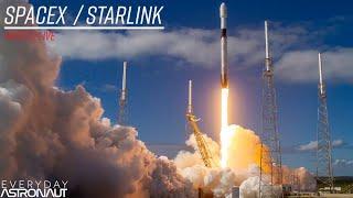Watch SpaceX Launch 60 Starlink Satellites!