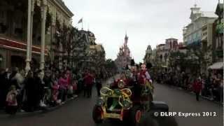 Pré-parade Galloise pour le St David