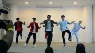 투피엠(2PM) - Go Crazy! [ALLYANCE DANCE COVER] @6 Anos de SarangInGayo 141101