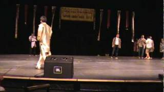 SKS Ugadi 2010 - Krishna Rao dance