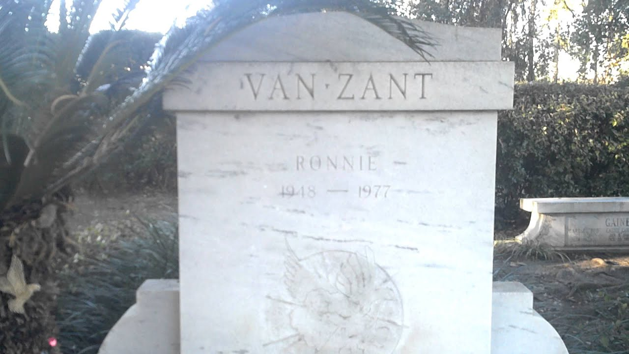 Ronnie Van Zant Crash Site