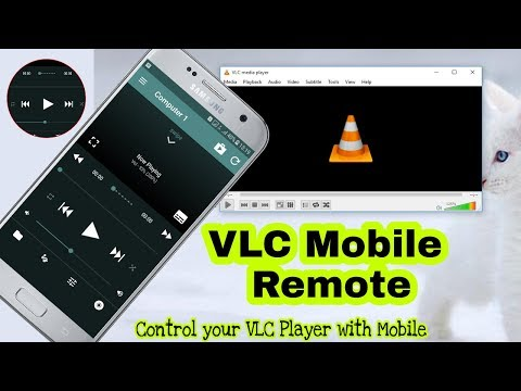 VLC Remote Control - How To Control Vlc Player With Your Android Phone