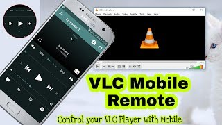 VLC Remote Control - How to Control vlc player with your android phone screenshot 1