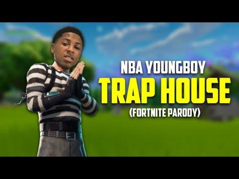 NBA Youngboy - Trap House (Fortnite BR Parody)