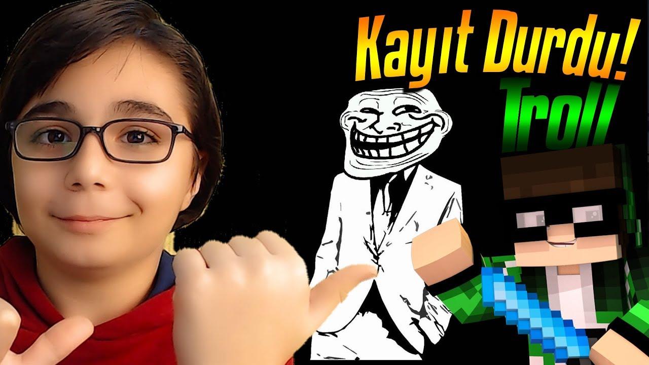 Download KAYIT DURDU TROLL !!! | MİNECRAFT EGG WARS BKT