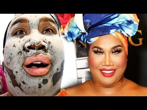 A DAY IN MY LIFE and MY GLOW UP | PatrickStarrr thumbnail