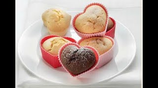 Воздушные ПП Кексы - Фитнес Кексы - ПП выпечка / How to make Cupcakes