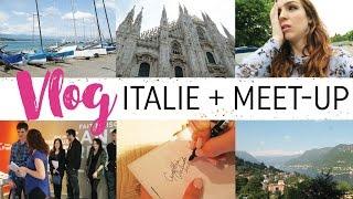 Vlog #3 - Se faire voler en Italie + dédicaces à Genève