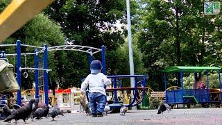 Летняя проверка состояния детских площадок