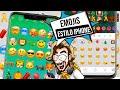 EMOJIS de Iphone en Android (Sin ROOT) #emojis