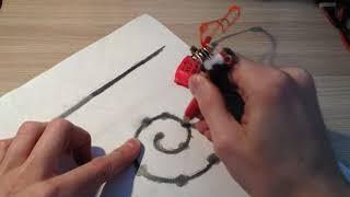 Співаючий олівець на 555 таймері - Drawdio