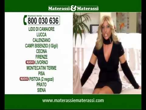 Spot materassi e youtube for Lamantin materassi spot