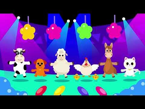 Arapça Hayvanlar Çocuk Şarkısı ★ Çocuğunuz Arapça'da Hayvanları Öğrensin ♬♫ ♪