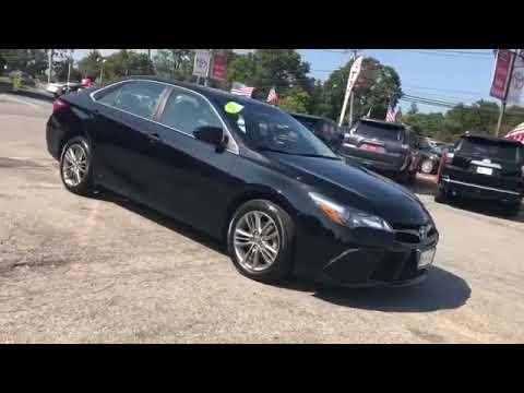 Used 2017 Toyota Camry SE 4T1BF1FK7HU309597 Huntington Station, Melville, Commack, Huntington