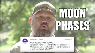 SOLUNAR PHASES and FISHING | Subscriber Questions | Kayak Bass Fishing