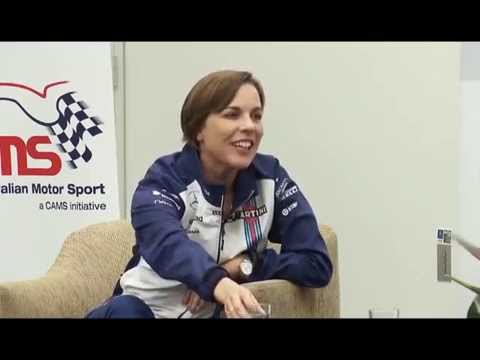 Dean's Leaders Forum - Claire Williams