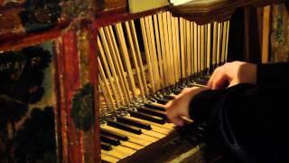 Colonial organs in Cuzco (III) Xácaras, Chaconas & Marionas by Ruiz de Ribayaz
