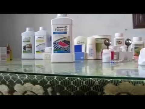 Hướng dẫn minh họa sản phẩm Nước giặt SA8 Amway
