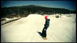 Never Before Seen Amazing Snowboard Trick Ever