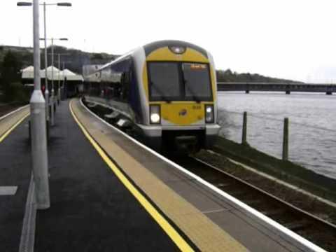 NI Railways C3k 3020 Departing From Londonderry