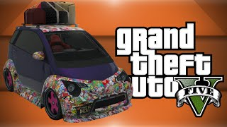 GTA 5 Heist! - The Panto Italian Job (Grand Theft Auto 5 Funny Moments)