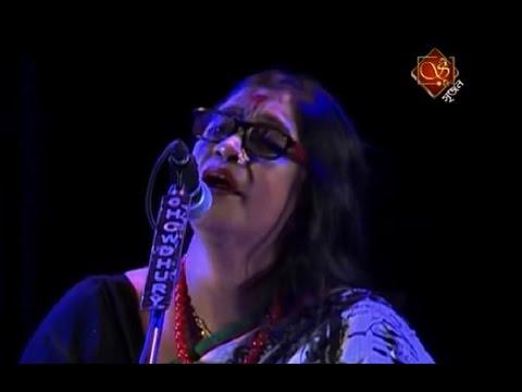 """""""একলা গীতবিতান """" - স্বাগতালক্ষী দাশগুপ্ত : Srijan TV"""