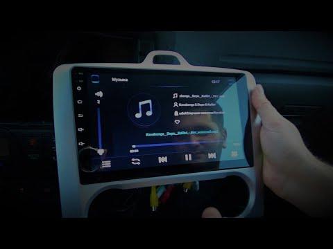 Лучшая Магнитола Для Форд,Android 9,0 DSP для ford focus 2