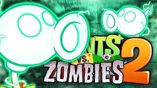 Plants vs Zombies 2 - ELECTRIC PEASHOOTER