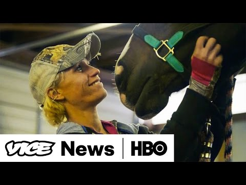 Therapeutic Farms Are Helping Americans With Mental Illness: VICE News Tonight on HBO (Full Segment)